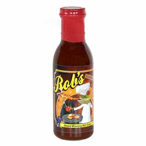 Rob's Manganero Hot Sauce 411g - The Barbecue Company