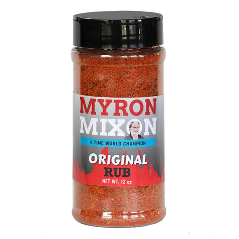 Myron Mixon Original Rub 340g - The Barbecue Company
