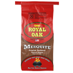 Royal Oak Mesquite Charcoal Briquets 6.62kg - The Barbecue Company