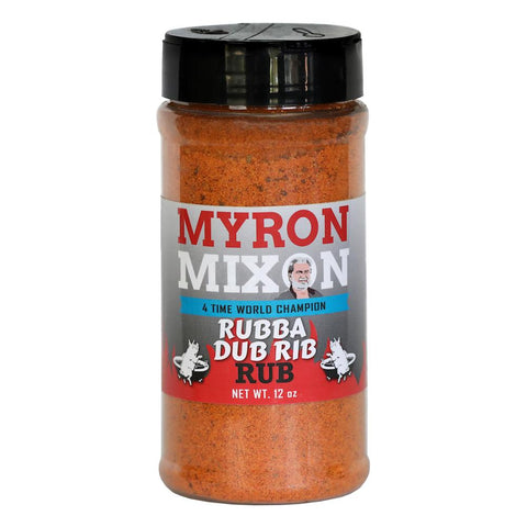 Myron Mixon Rubba Dub Rib Rub 340g - The Barbecue Company
