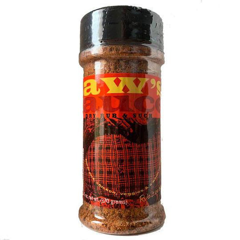 Saw's BBQ Dry Rub 170g - The Barbecue Company
