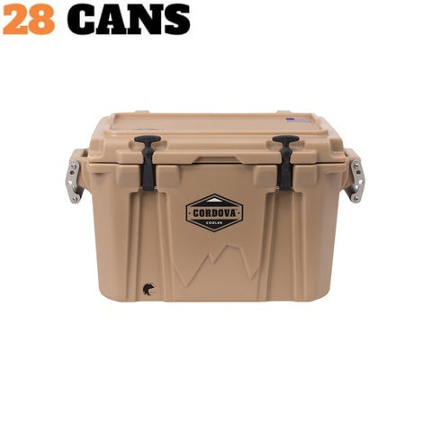 Cordova Cooler Small 35 Sand