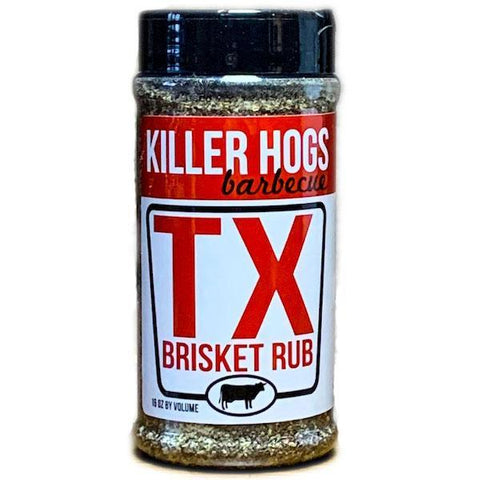 Killer Hogs TX Brisket Rub 363g - The Barbecue Company