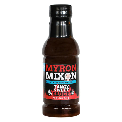 Myron Mixon Tangy Sweet Sauce 538g - The Barbecue Company