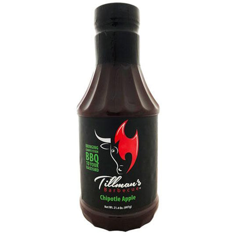 Tillmans Barbecue Chipotle Apple Sauce - The Barbecue Company