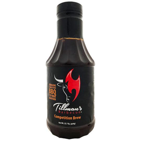 Tillmans Barbecue Competition Sauce - The Barbecue Company