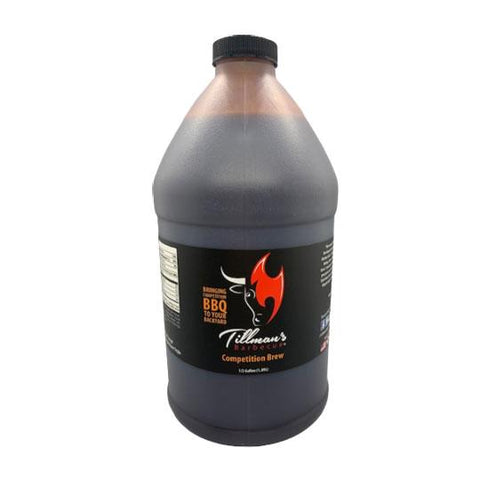 Tillmans Barbecue Competition Brew 1.89L - The Barbecue Company