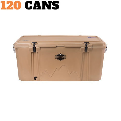 Cordova Cooler X-Large 125 Sand - The Barbecue Company