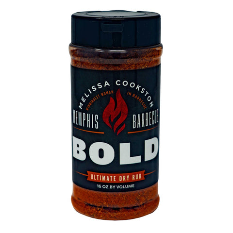 Melissa Cookston Bold Barbecue Rub 454g - The Barbecue Company