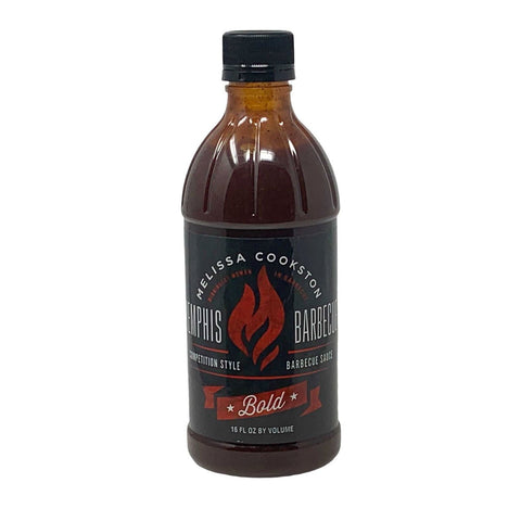 Melissa Cookston Bold Barbecue Sauce 473ml - The Barbecue Company