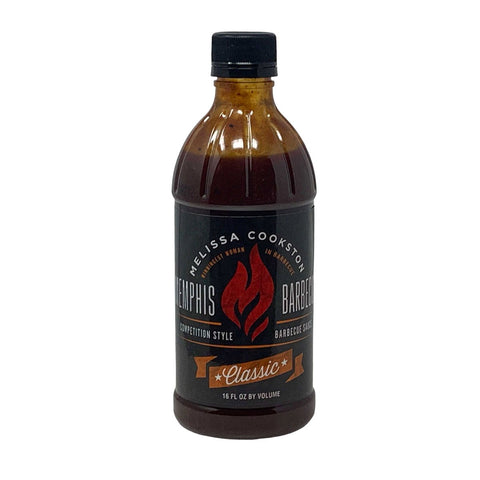Melissa Cookston Classic Barbecue Sauce 473ml - The Barbecue Company