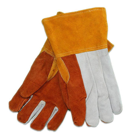 Goldens Cast Iron Cooker Foundry Gloves - The Barbecue Company