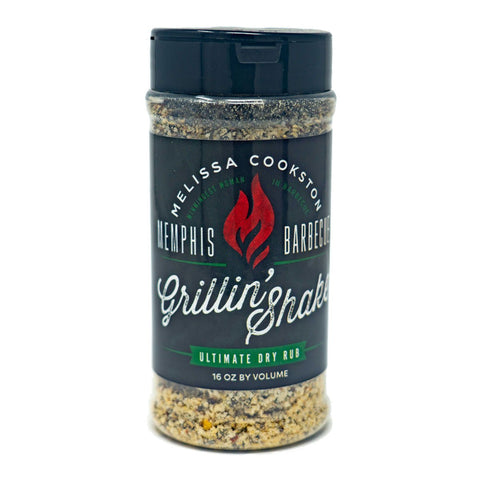 Melissa Cookston Grillin Shake Barbecue Rub 454g - The Barbecue Company
