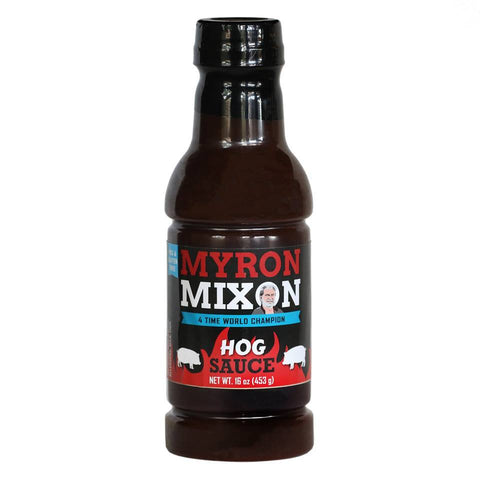 Myron Mixon Hog Sauce 453g - The Barbecue Company