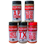 Killer Hogs Barbecue Rub Bundle