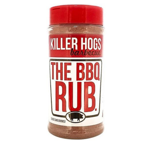 Killer Hogs The BBQ Rub 340g - The Barbecue Company