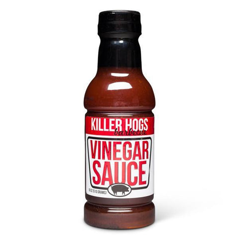 Killer Hogs Vinegar Sauce 510g - The Barbecue Company