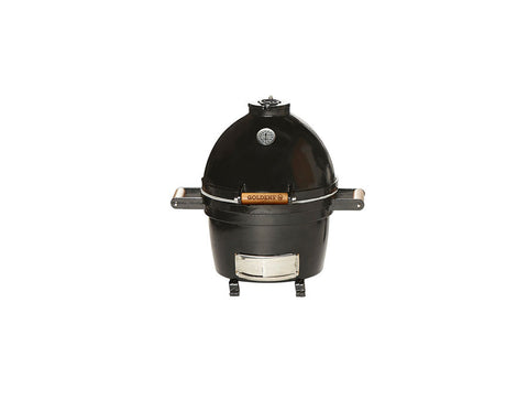 Goldens Cast Iron Mini Cooker (14in) - The Barbecue Company