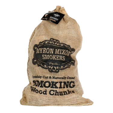 Myron Mixon Oak Wood Chunks - The Barbecue Company