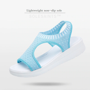 Breeze-Knit | Sky Blue