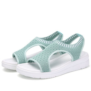 Breeze-Knit | Light Green