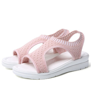 Breeze-Knit | Lemonade Pink