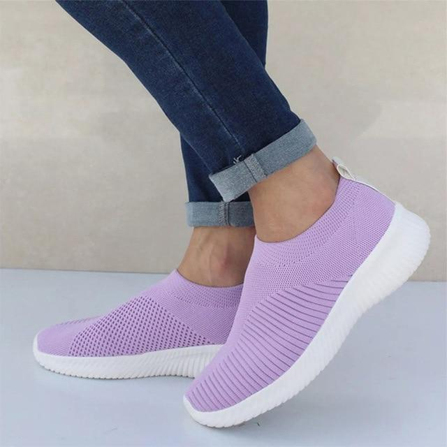 Cloud-Knit | Relaxed Lavender