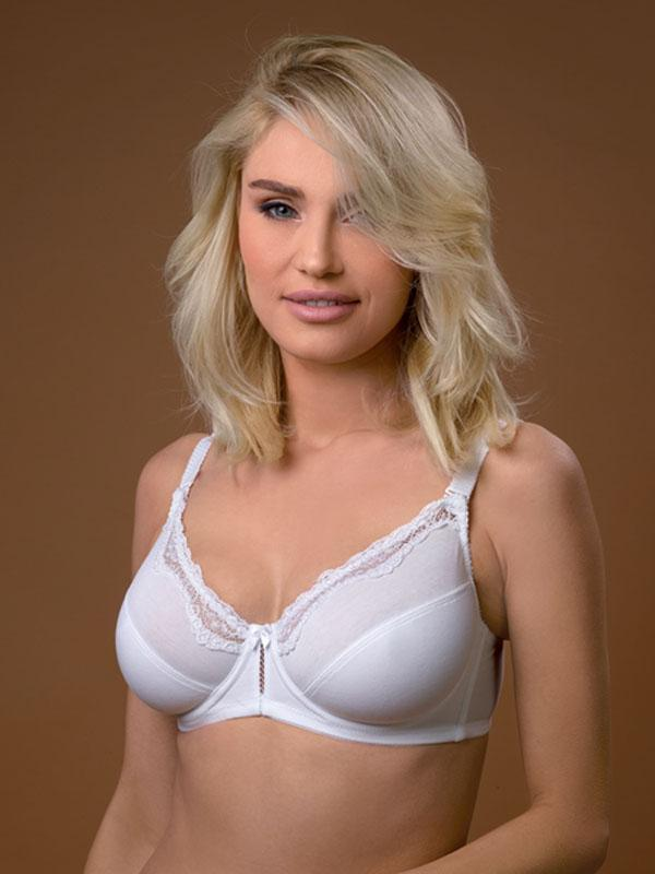 Underwired Cotton Bra