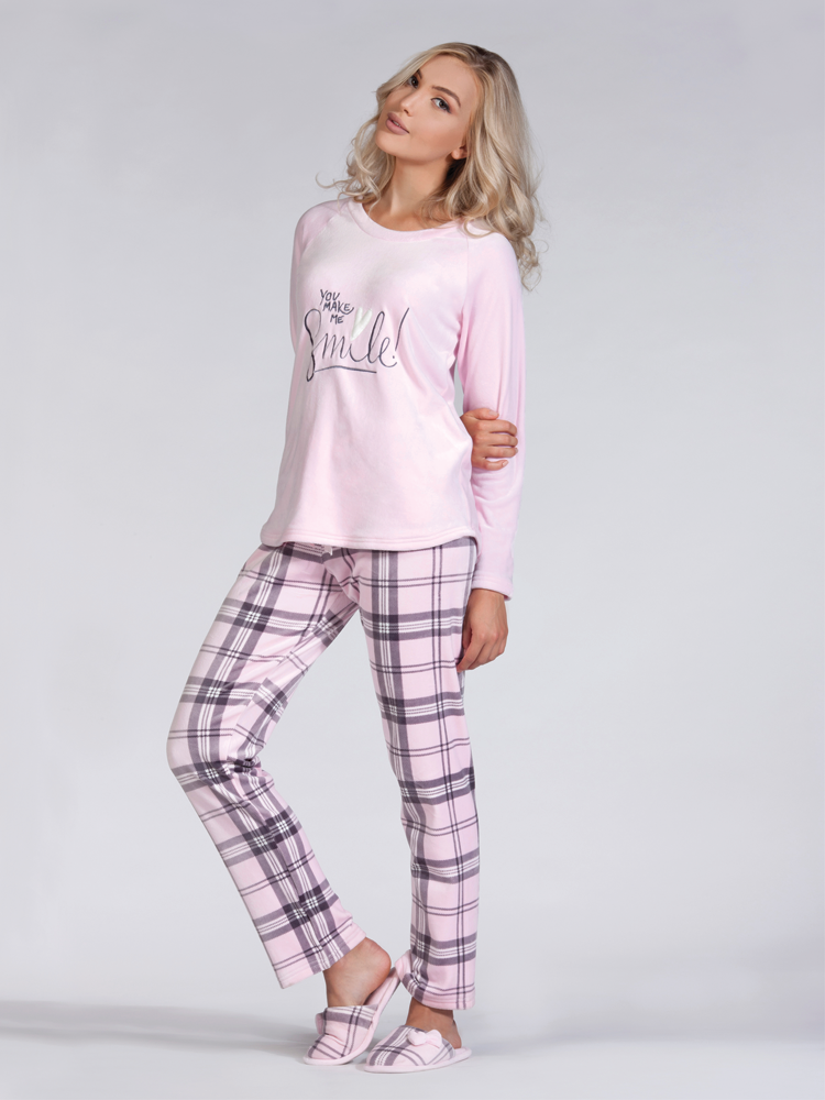 Cloudy Pants Pjs Set