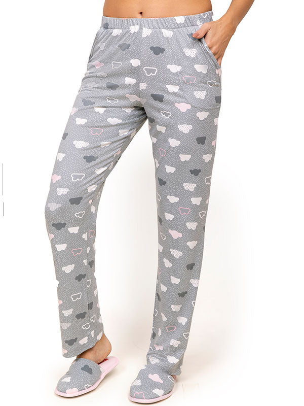 Women Cloud Pajamas Pattern