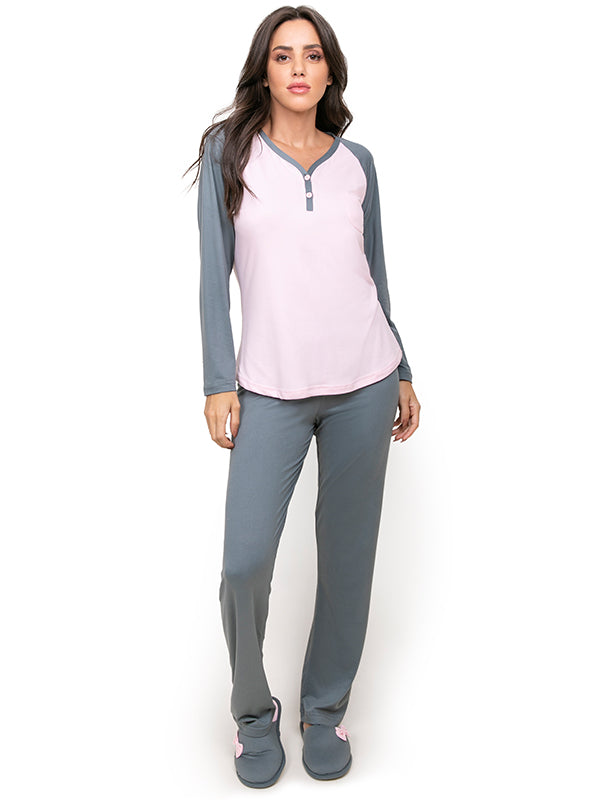 Comfortable Soft Thicken Cotton Sleepwear