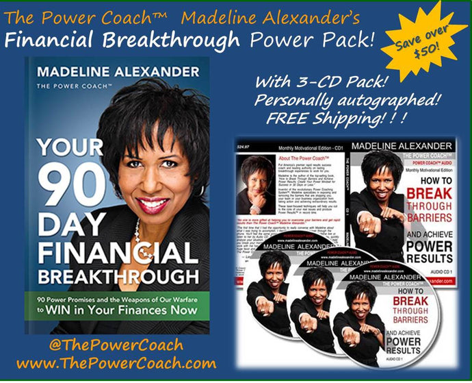 FINANCIAL BREAKTHROUGH POWER PACK (USA)