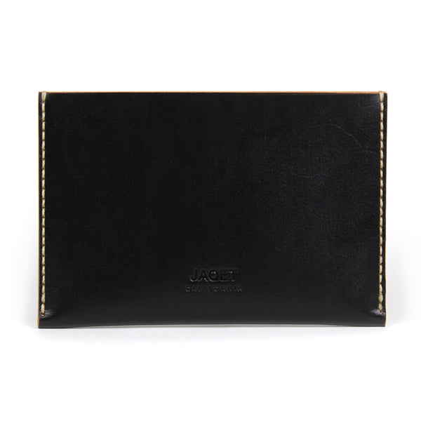 PASSPORT SLEEVE in BLAQ and TAHOE