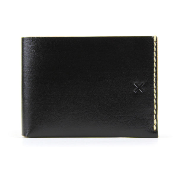 BIFOLD WALLET in BLAQ
