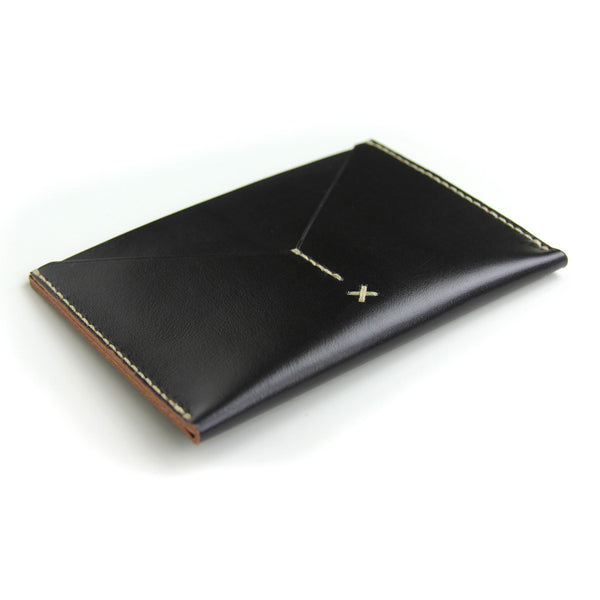 PASSPORT SLEEVE in BLAQ