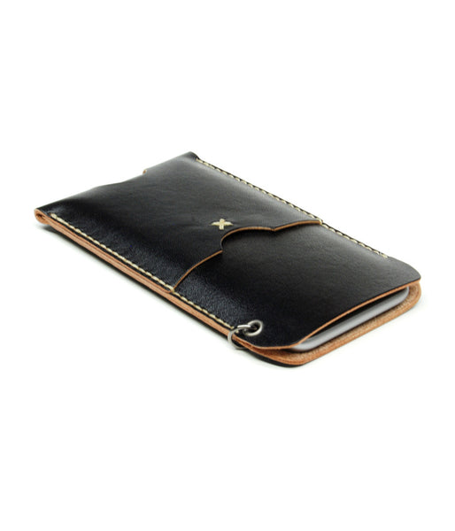 iPhone 6 WALLET in BLAQ