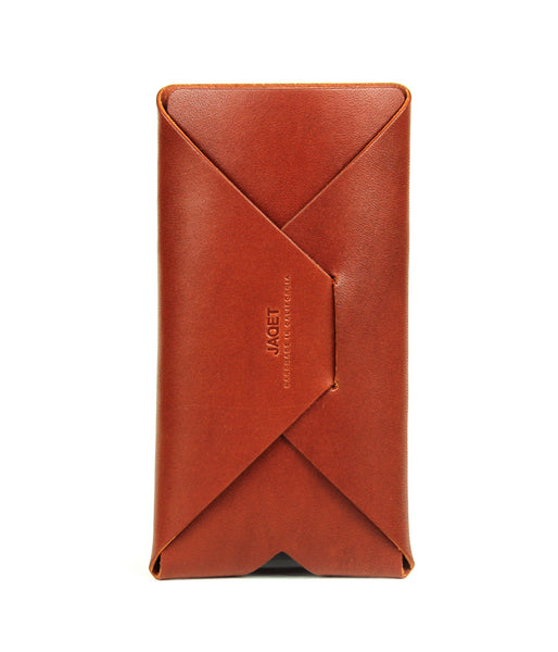 iPHONE 6/7 WALLET in MAHOGANY
