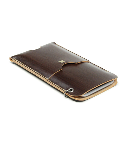 iPhone 6 WALLET in ESPRESSO
