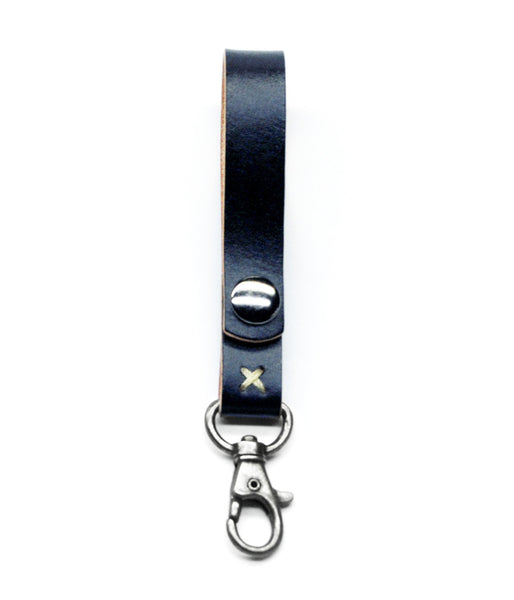 KEY LANYARD in MIDNIGHT