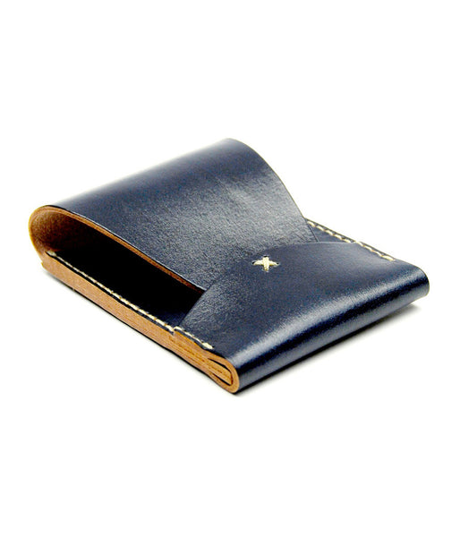 PORTRAIT WALLET in MIDNIGHT