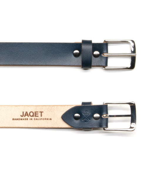 SLIM BELT in MIDNIGHT