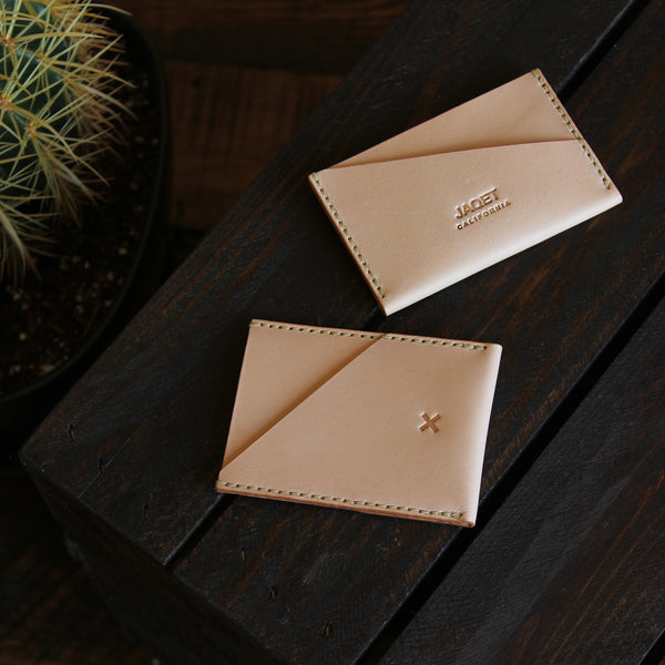 PORTRAIT V2 WALLET in NATURAL