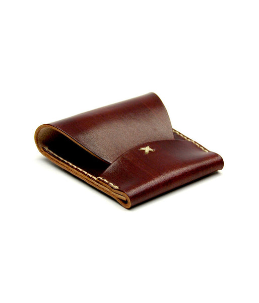 COIN WALLET in REDWOOD