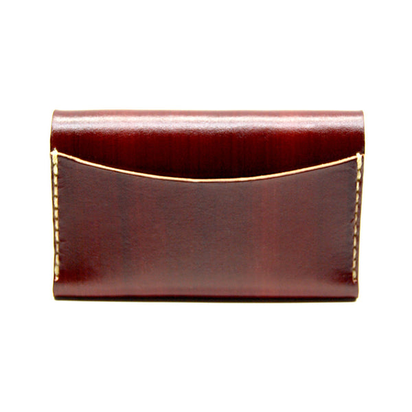 LANDSCAPE WALLET in REDWOOD