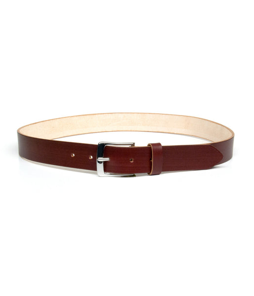 SLIM BELT in REDWOOD