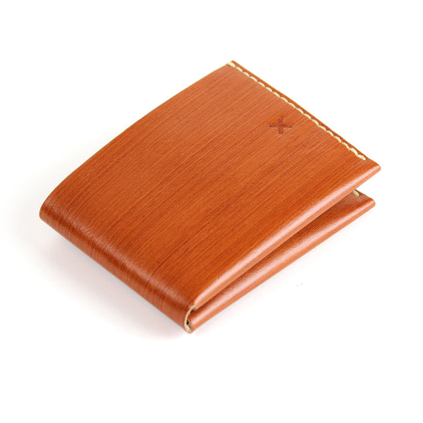 BIFOLD WALLET in SADDLE