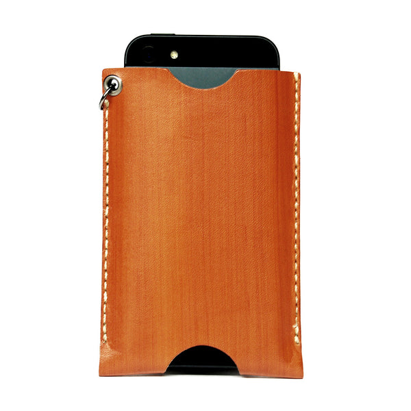 PHONE WALLET in SADDLE