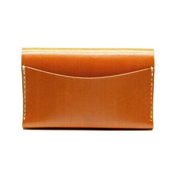 LANDSCAPE WALLET in SADDLE