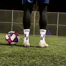 Load and play video in Gallery viewer, FTBL. Grip Socks