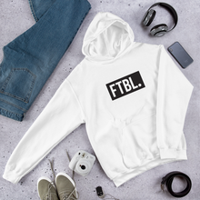 Load image into Gallery viewer, Ftbl. Hoodie White